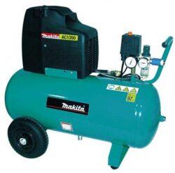 MAKITA AC1350 Kompresor bezolejový 1,5Kw 10bar 130l/min-Bezolejov� kompresor AC1350 2100W 10 bar 240l/min