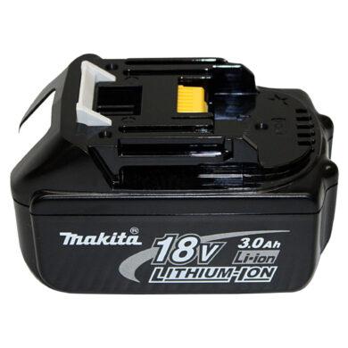 MAKITA 632G12-3 Akumulátor 18V LXT 3,0Ah Li-ion BL1830B (folie)(7900223)
