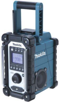 MAKITA DMR107 Aku rádio FM/AM (CXT) 7,2-18V/230V IP64(7902948)