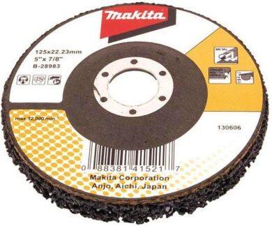 MAKITA B-28983 Kotouč porézní vybrušovací na barvu 125x22mm(7911402)
