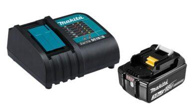 MAKITA 199994-5 Set akumulátor 1x18V LXT 3,0Ah Li-ion BL1830B + nabíječka DC18SD(7913669)