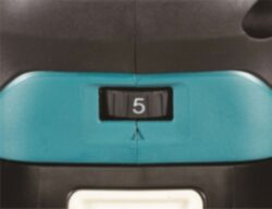 MAKITA DGA519Z Aku bruska úhlová 125mm 18V regulace X-lock (bez aku)(0000233)