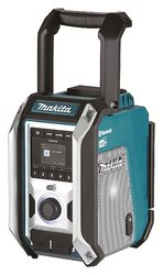 MAKITA DMR115 Aku rádio FM/DAB/DAB+ Bluetooth 7,2-18V/230V IP64 (bez aku)-Aku rádio FM/DAB/DAB+ Bluetooth 7,2-18V/230V IP64 (bez aku)