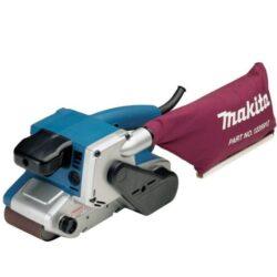 MAKITA 9903 Bruska pásová 76x533mm 1010W-Elektronická pásová bruska s příkonem 1010W, Makita