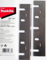 Nůž do hoblíku 170mm MAKITA D-63666 (793186-4)