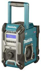 MAKITA MR004G Aku rádio XGT (FM/DAB/DAB+ Bluetooth) 12-40V/230V-Aku rádio XGT (FM/DAB/DAB+ Bluetooth) 12-40V/230V