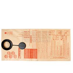 MAKITA 83132BEK Filtrační vak 5ks/bal pro 445X-Papírový filtrační sáček 5ks pro 445X