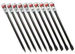 MAKITA D-35324-10 Sada sekáčů SDS-max /5x D-34182 + 5x D-34213/-Sada sekáčů SDS-max /5x D-34182 + 5x D-34213/
