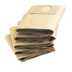 LOBSTER 660058 Sáček filtrační (5ks) papír MAKITA/PROTOOL 447LX/VCP450-Filtrační sáčky vhodné pro:  MAKITA typ 447L; 447LX  PROTOOL typ VCP 450; VCP 700