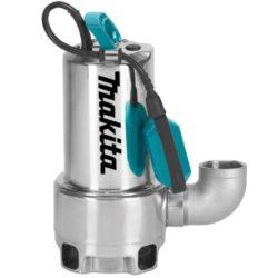 MAKITA PF1110 Čerpadlo kalové 250l/min 1100W nerez-Ponorné kalové nerezové čerpadlo pro velmi znečištěnou vodu