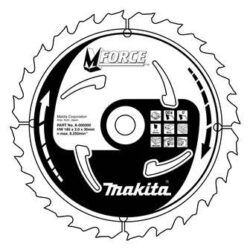 MAKITA B-08654 Kotouč pilový 260x30 40z