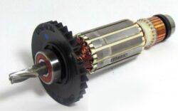 MAKITA 515699-3 Rotor pro 6412/6413-Rotor je dodáván bez ložisek a větráku.