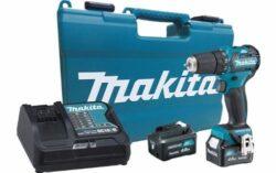 MAKITA HP332DSME Akušroubovák příklepový 10,8V 4,0Ah bezuhlíkový(7902533)