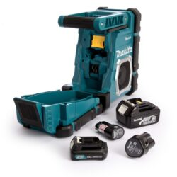 MAKITA DMR108 Aku rádio FM/AM/Bluetooth/USB (CXT) 7,2-18V/230V IP64  (7902949)