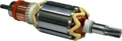 MAKITA 513909-2 Rotor pro HS7601-Rotor je dodáván bez ložisek a větráku.