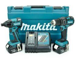 MAKITA DLX2006M Set nářadí 18V /DDF459+ DTD129/-Set nářadí 18V
