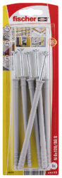 FISCHER 045479 Hmoždinka natloukací SELBO N 8x120/80 S (6ks bal.)               -Hmoždinka natloukací SELBO N 8x120/80 S (6ks bal.)