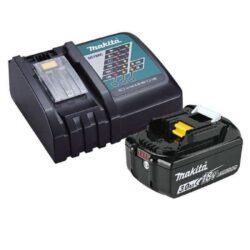 MAKITA 191A24-4 Set akumulátor 1x18V 3,0Ah Li-ion BL1830B + nabíječka DC18RC-Set akumulátor 1x18V 3,0Ah Li-ion + nabíječka