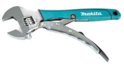MAKITA B-65470 Klíč stavitelný na matice 0-35mm L250mm s aretací-Klíč stavitelný na matice 0-35mm L250mm s aretací