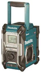 MAKITA MR002G Aku rádio FM/AM/Bluetooth 12-40V/230V IP64-Aku rádio FM/AM/Bluetooth 12-40V/230V IP64